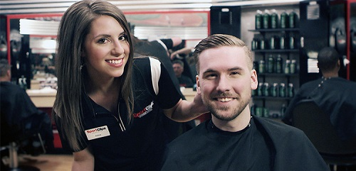 Sport Clips Haircuts of Oceanside - Camino Town & Country ​ stylist hair cut